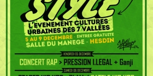 Rural Hip Hop & Slam Salle de Manege Hesdin