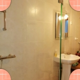 Salle de douche location privative 2 personnes